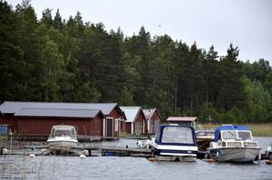 Båtklubb förhandlar. Det gamla arrendeavtalet är uppsagt och ett nytt ska förhandlas om Grönebacke.Foto: Göran Kempe