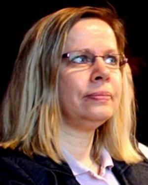 Kommunchef Eva Jonsson.