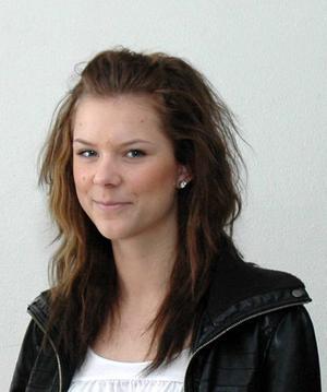 Pernilla Jansson, 15 år, Gammelfäbodarna:– Ja. Bara man har kontakter så är det lätt. Och alla känner ju alla i Ockelbo.