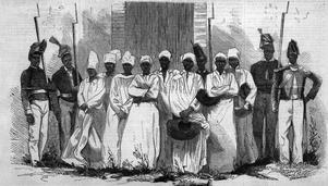 Ewers bidrog ytterligare till den mystifieringen av voodoo-religionen i Haiti. 1864 greps åtta utövare för att ha dödat och ätit upp en kvinna.