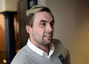 Tobias Johansson är numera en del av Carlstad Uniteds sportgrupp.