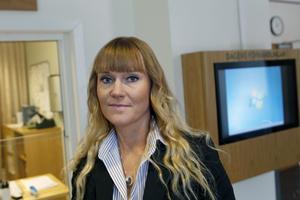Åklagare Therese Stensson yrkar att huvudmannen döms till över 2,5 års fängelse för bland annat grov smuggling. Bild: Mats Andersson / TT