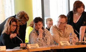 Samarbetet med i nuvarande majoritet (S, GL, M, KD) har fungerat väl anser S-ordföranden Anne Horneman.