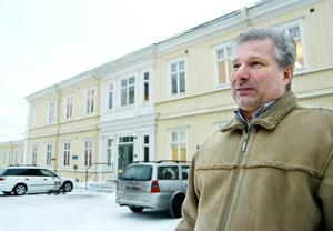 Härnösands kommun har inte insett vikten av att satsa på lärarna för att skapa en bra skola i framtiden, anser Klayd Svanholm, ordförande för Lärarförbundet i Härnösand.