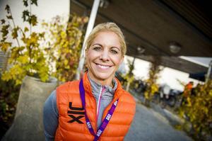 Anna Hammarström jobbar på fritidsenheten i kommunen och ansvarar för Bollnäs Ess.