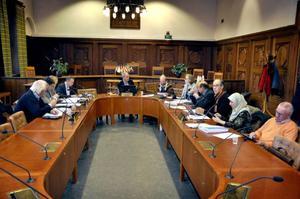 Majoriteten av skolpolitikerna i Östersund var redan överens om skolornas framtid innan sammanträdet.