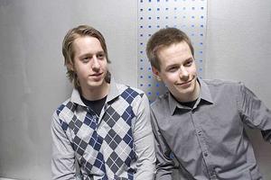 Silk. Jonas och Johan.