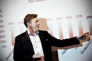Rudolf Antoni, regionchef för Svenskt Näringsliv i Västra Götaland, ser att näringslivet måste våga investera och anställa för att ta sig ur krisen som pandemin orsakat.