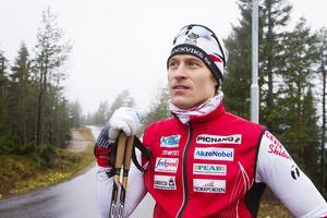 Landslagsplatsen har gjort Anders skidåkarliv lättare.