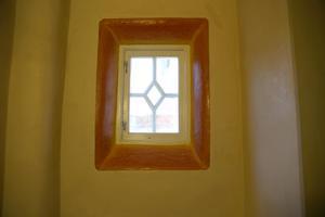 Badrumsfönster.