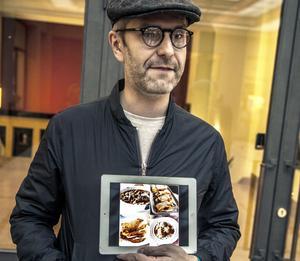 Jan Valenta leder lärorika och minst sagt mättade foodie-turer.