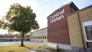 Centralskolans lokalbrist ska lösas genom inhyrda moduler.