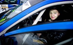 Robin Friberg, Ludvika MS, får en ny bill i vår och planen är att köra hela SM-säsongen i den trimmade klassen.