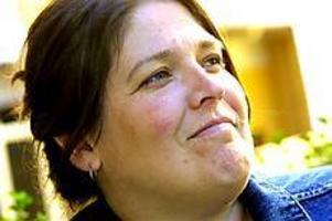 Nöjd. Carina Blank, s, är glad över att kunna erbjuda folk boende i Olsbacka.