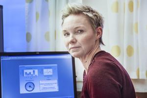 Det nya certifikatet är det bara fyra i Sverige som har. Maria Thor på Trux är en.