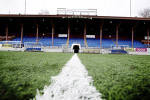 Strömvallen blir inte kvar som idrottsplats. Vid årsskiftet avvecklas anläggningen enligt ett förslag. Konstgräset flyttas till Sörby IP.