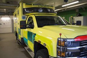 Hofors är den ort som drabbats hårdast av förändringarna inom ambulansverksamheten, menar Arne Evertsson.