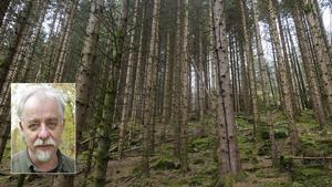 Kamratandan inom det skogsindustriella komplexet är lika förödande för den levande skogen som skogsbruket i sig, skriver Thomas Tidholm.