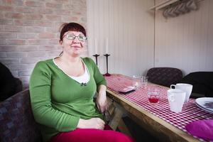 Elitsa Hallqvist är en av föräldrarna i Los. Hon tycker det är viktigt att skolan finns kvar.