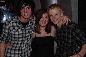 Silk. Robin, Jenny och Douglas