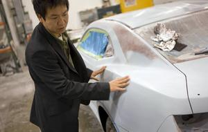 Sydkoreanen Sangyup Lee har designat den nya Camaron. Foto: Autodeadline