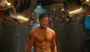 Chris Pratt spelar anti-hjälten Peter Quill i det nya science fiction-äventyret