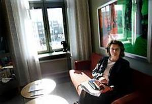 Foto: GUN WIGH Talar ut. Ann-Sophie Hansson, personalstrategisk chef på Gävle kommun, har kritiserats hårt för sitt agerande i samband med turbulensen på Kommunhälsan. I dag talar hon ut.