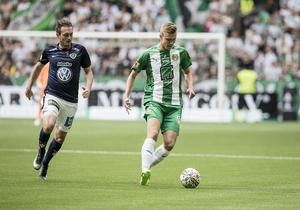 Marcus Degerlund kan komma att förlänga med sitt kontrakt inom kort – om allt går som planerat.