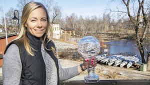 Frida Hansdotter har utsetts till Årets åkare.