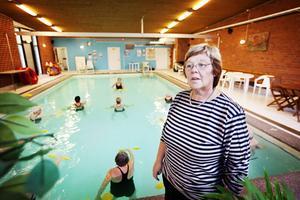 Badets framtid är ännu inte säkrad, menar Ewa Lind.