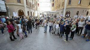 Sticksjö, Rundsviks och Bosvedjeskolans elever på Kulturmagasinet.