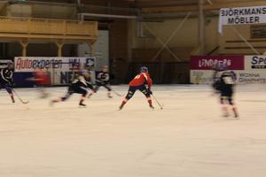 Daniel Liw mot mål