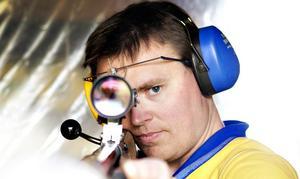 Emil Martinsson vann sitt andra raka EM-guld.