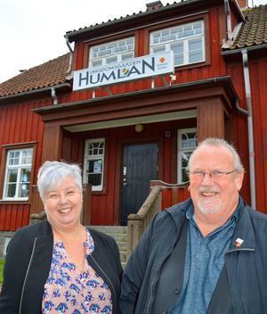 Ulla Rönnols var 14 år när hon blev en Humla, Lasse Svensson var 16 år. För dem som var med när Ungdomsgården Humlan startade är det naturligt att kalla sig för en Humla.
