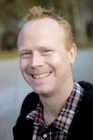 Henric Alftberg, Norrsundet, fyller 40 år.