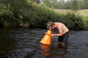 WWF vill att den oreglerade Röån ska naturskyddas.