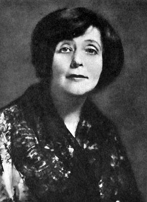 Den österrikiska författaren Frida Uhl Strindberg, Agust Strindbergs frånskilda maka, skapade teaterkonst tillsammans med Ewers.