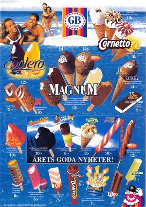 1997 var det mycket ränder på glassarna.