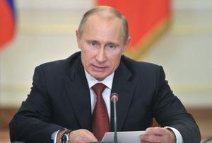 En rysk regim som blir alltmer auktoritär är naturligtvis först och främst en plåga för sitt eget folk. Men den är också ett problem för dess grannar. På bilden president Vladimir Putin.