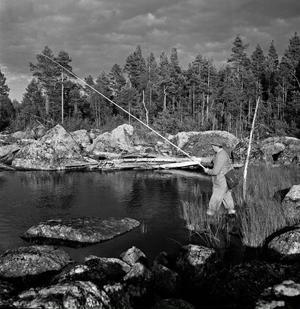 FOTO: HANS LIDMANHans Lidmans bilder och texter är även tidsdokument från en tid som inte längre finns.