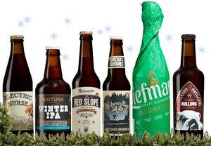 Här är ett urval av de bästa köpen i årets digra julölsutbud på bolaget.