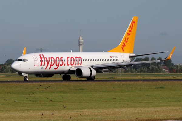 Pegasus Airlines kostar minst att resa med, enligt en ny undersökning.