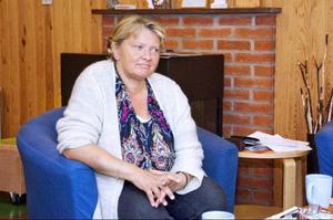 Margit Andersson, enhetschef för kommunens individ- och familjeomsorg och en av de ansvariga för Familjecentralen.