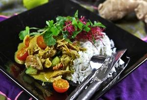 Thaimaten har många vänner i Sverige. Kryddigt, spännande och underbart gott.