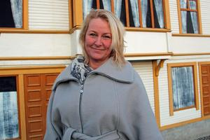 Carina Janars är centrumledare för Ljusdal i Centrum.
