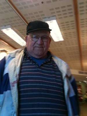 Sven-Axel Mattsson har varit försvunnen sedan i söndags.
