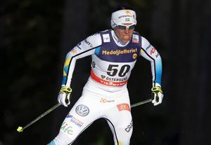 Charlotte Kalla och övriga skideliten kommer till Söderhamn på SM-veckan 2017.