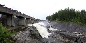 Älvkarleby kommun visar på en rejäl ökning i turistnäringen.