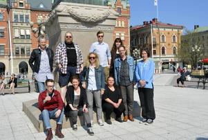 Ann Jerbo, Tony Könberg, Kim Tjernström, Malin Berglund, Jonas Jonsson, Ellen Hennig, Sofia Andersson, Camilla Lundgren, Jan Boholm och Cindy Melin är alla del i den blivande