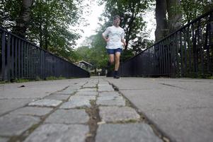 Bra med motion. Fysisk inaktivitet dödar lika många som rökning enligt Centrum för klinisk forskning.foto: vlt:s arkiv